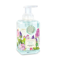 Water Lilies Foaming Hand Soap by Michel Design Works