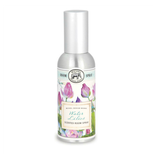 Water Lilies Home Fragrance Spray by Michel Design Works