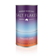 Murray River Salt Flakes in Canister 200g