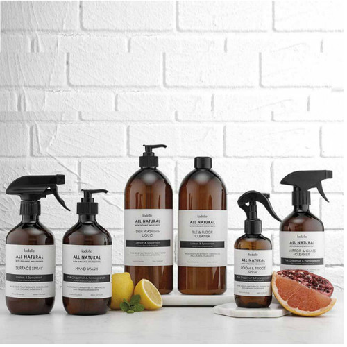 Ladelle All Natural cleaning range