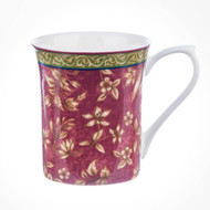 Queens Ceylon Uva Fine Bone China Mug by Churchill - gift boxed