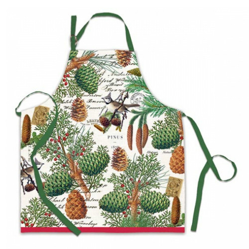 Spruce  Apron by Michel Design Works