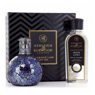 Ashleigh and Burwood - All Because and Fresh Linen Fragrance Lamp