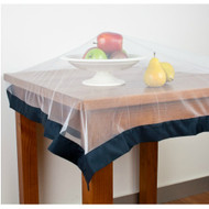 Buzz Off Food Cover by Hyde Park - Charcoal weighted edging around polyester netting