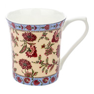Hidden World Ceylon Blossoms Queens Royale Mug Nuwara Fine Bone China Mug by Churchhill - gift boxed