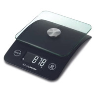 Propert Glass Top Bodysense 5kg Digital Kitchen Scale