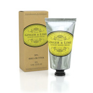 Naturally European Hand Cream - Ginger and Lime