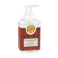 Tartan Foaming Hand Soap by Michel Design Works