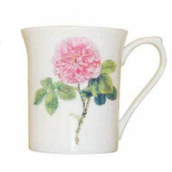 Queens Royal Parsons Roses Rosa Centifolia Mug by Churchhill - gift boxed