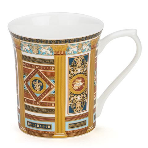 Queens Hidden World Vienna Strauss Mug  by Churchill - Fine Bone China Gift Boxed