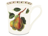 Queens William Hookers Fruit Mug Pear by Churchill - Fine Bone China Gift Boxed