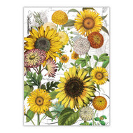 Sunflower Tea Towel by Michel Design Works