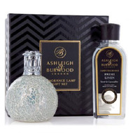 Ashleigh and Burwood - The Pearl and Fresh Linen Fragrance Lamp Set
