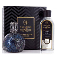 Ashleigh and Burwood - Neptune and Fresh Linen Fragrance Lamp Set