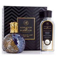 Ashleigh and Burwood - Masquerade and Fresh Linen Fragrance Lamp Set