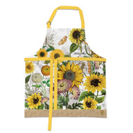 Sunflower Apron by Michel Design Works