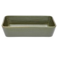 Alpine Sage 26cm Rectangle Baking Dish by Ladelle. Oven to Table