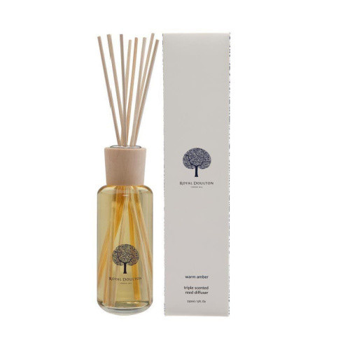 Royal Doulton Fable Mini Diffusers - Warm Amber 150ml