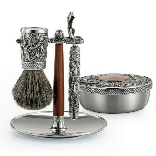 Woodland Shaving Set by Royal Selangor
