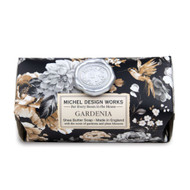 Gardenia Large Bar Soap by Michel Design Works