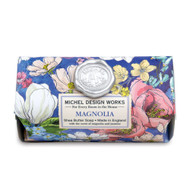 Magnolia Large Bar Soap by Michel Design Works (2021 design)