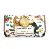 Wild Lemon Large Soap Bar by Michel Design Works