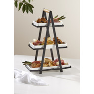 Classica 3 Tier Serving Tower by Ladelle