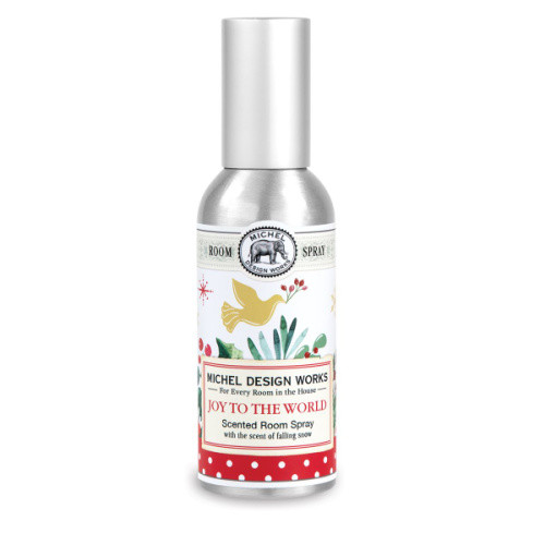 Joy to the World Home Fragrance Spray by Michel Design Works