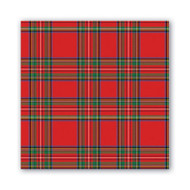 Tartan Luncheon Napkins by Michel Design Works - Pack of 20