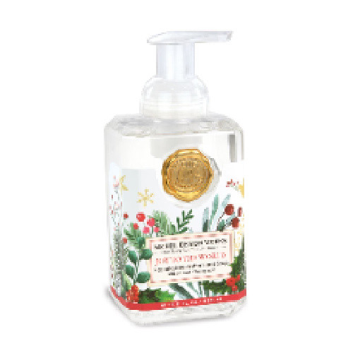 Joy to the World Foaming Hand Soap by Michel Design Works