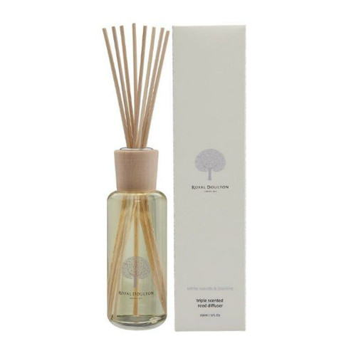 White woods and jasmine diffusers from Royal Doulton. 150 ml