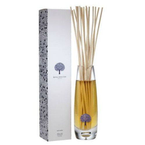 warm amber scent for this Royal doulton vase diffuser
