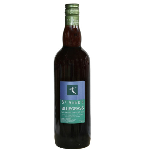 St Anne's Bluegrass - aged in old bourbon barrels for 10 - 12 years