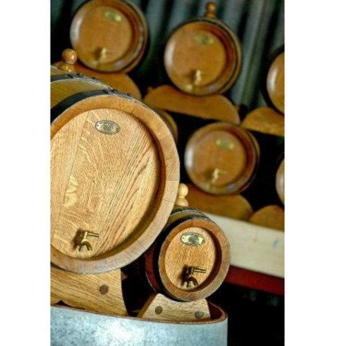 St anne's wine barrels are top class. Smooth to touch, great to look at and the wine tastes great!
