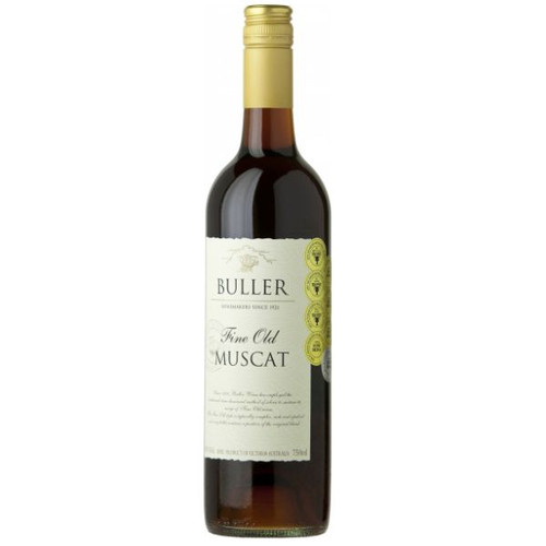 Buller Fine Old Muscat 750 ml bottle