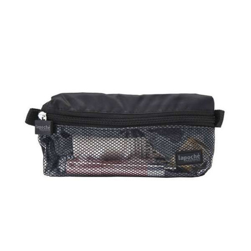 Lapoche waterproof pouch small - black