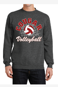 FERRUCCI VOLLEYBALL CREWNECK SWEATSHIRT