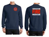 GRAHAM FIRE DEPT. STATION 95 LONGSLEEVE T-SHIRT