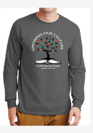 TSD GROWING OUR CULTURE LONGSLEEVE T-SHIRT