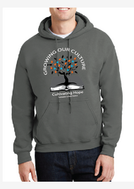 TSD GROWING OUR CULTURE HOODED SWEATSHIRT
