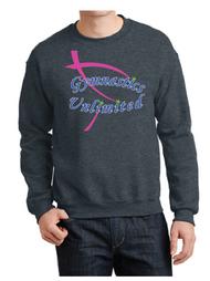 GYMNASTICS UNLIMITED CREWNECK SWEATSHIRT
