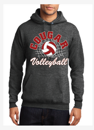 FERRUCCI VOLLEYBALL HOODED SWEATSHIRT