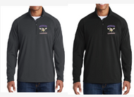 PUYALLUP LACROSSE 1/2 ZIP PULLOVER
