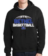 BETHEL MS GIRLS BASKETBALL HOODED SWEATSHIRT