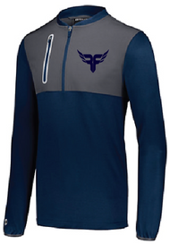 RISE FOOTBALL PULLOVER JACKET