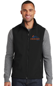 CRESCENT REALTY CORE SOFT SHELL VEST