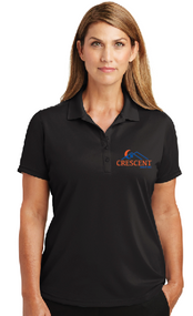 CRESCENT REALTY LADIES POLO SHIRT