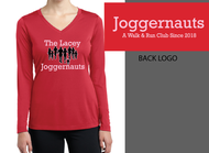LACEY JOGGERNAUTS DRIFIT LADIES LONGSLEEVE T-SHIRT