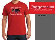 LACEY JOGGERNAUTS T-SHIRT