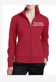 LACEY JOGGGERNAUTS STAFF LADIES FULL ZIP JACKET